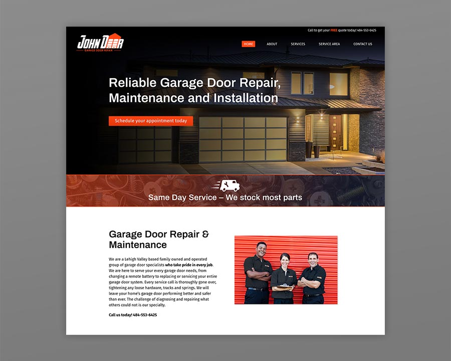 John Door Garage Door Repair